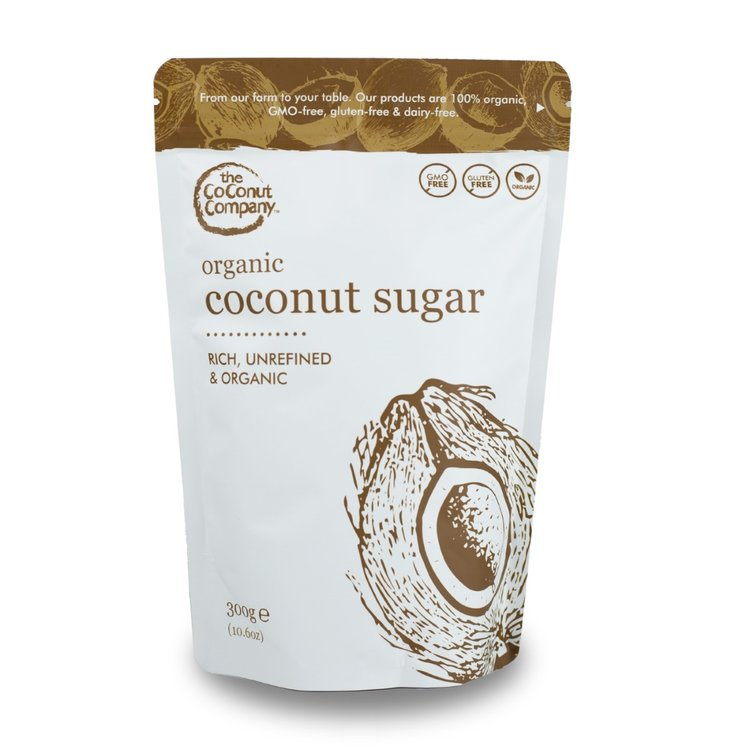 Organic Coconut Sugar 300g