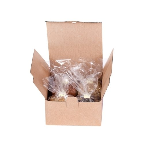 Gluten-Free Organic Baby Bread - Box of 4 Loaves