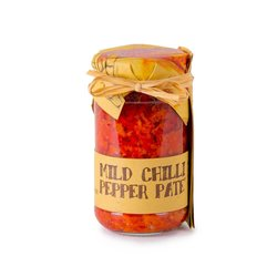 Mild Chilli Pepper Pâté Spread With Calabrian Chilli 180g