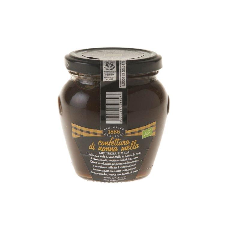 Organic Liquorice Jam 230g