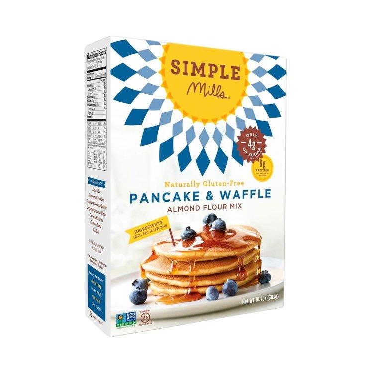 Gluten-Free Pancake & Waffle Mix With Almond Flour 303g