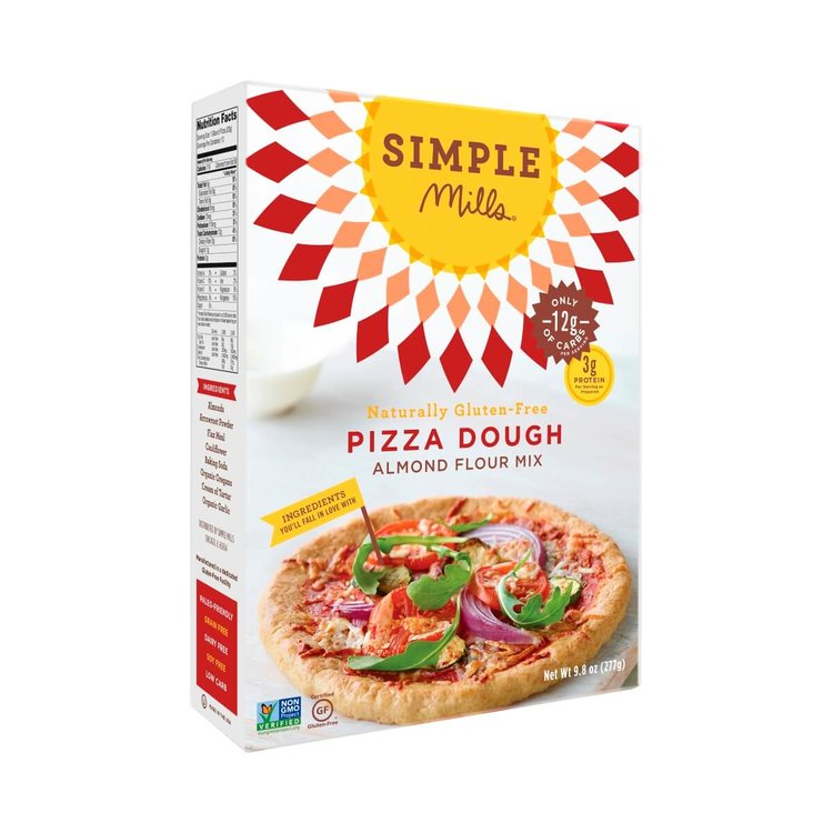 Gluten-Free Pizza Dough Mix with Almond Flour 277g