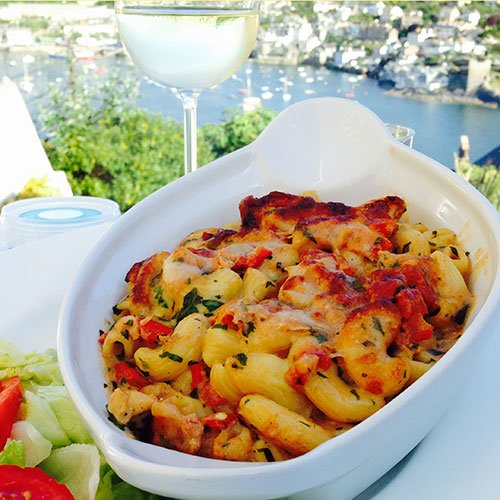 Cornish Lobster Mac & Cheese Meal for Two (Freshly Hand Made) 6 x 480g