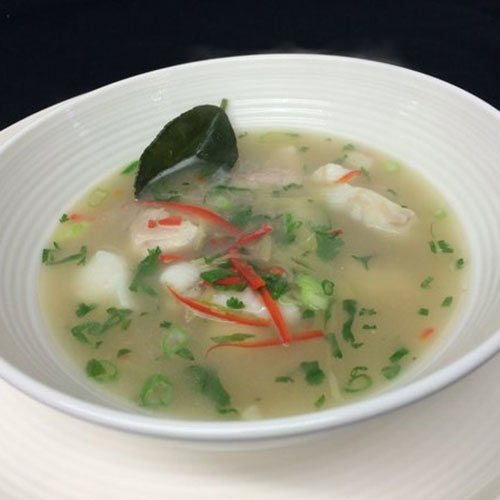 Cornish Thai Fish Soup (Freshly Hand Made) 6 x 400g