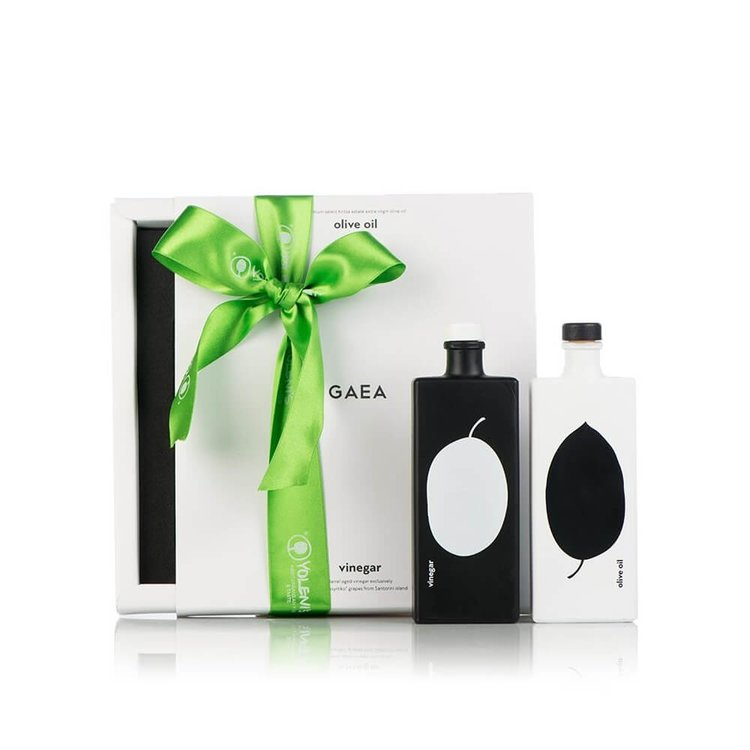 Luxury Vinegar & Oil Gift Set