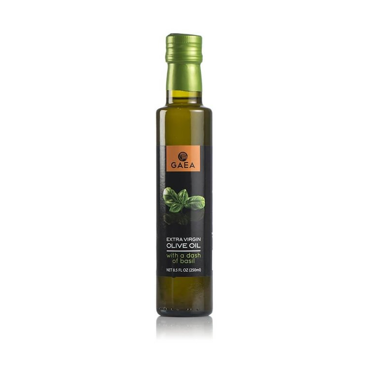 Extra Virgin Olive Oil with Basil 250ml