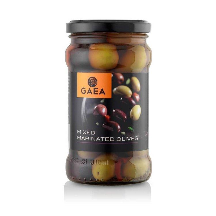 Mixed Marinated Olives 300g