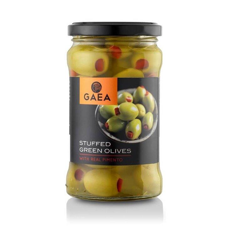Pimento Stuffed Green Olives 295g