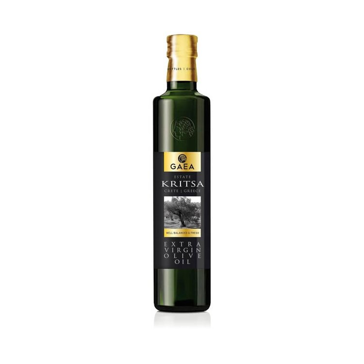 Kritsa Estate Extra Virgin Olive Oil 500ml