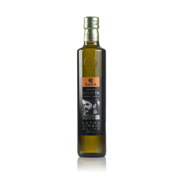 Sparta Extra Virgin Olive Oil PGI 500ml