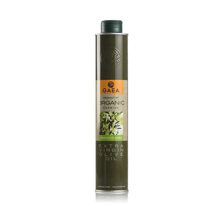 Organic Extra Virgin Olive Oil Tin 500ml