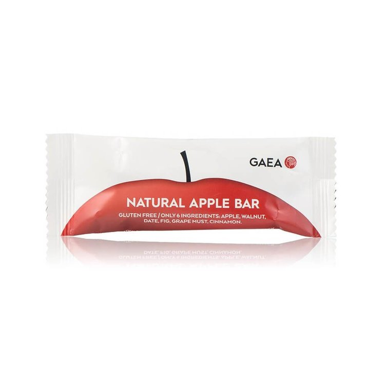 Gluten-Free Natural Apple Bar 35g