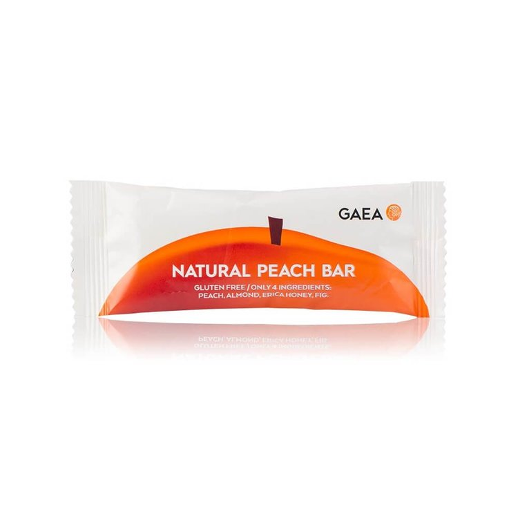 Gluten-Free Natural Peach Bar 35g