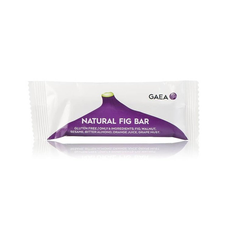 Gluten-Free Natural Fig Bar 35g