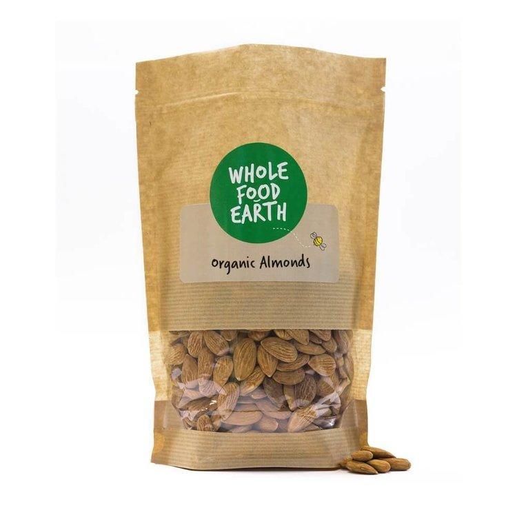 Organic Almonds 250g