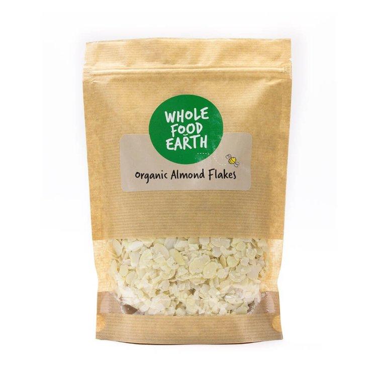 Organic Flaked Almonds 500g