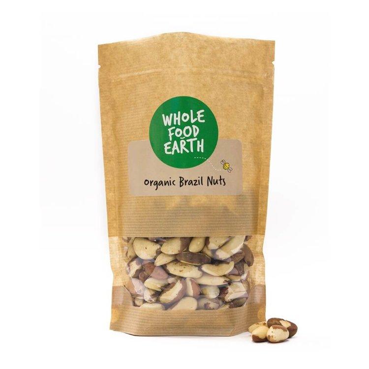 Organic Brazil Nuts 100g