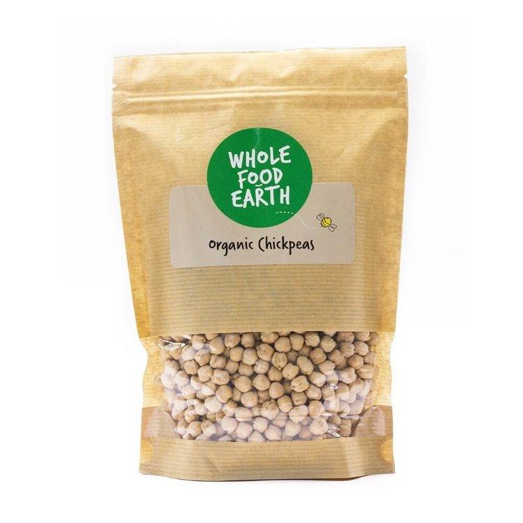 Organic Chickpeas 250g