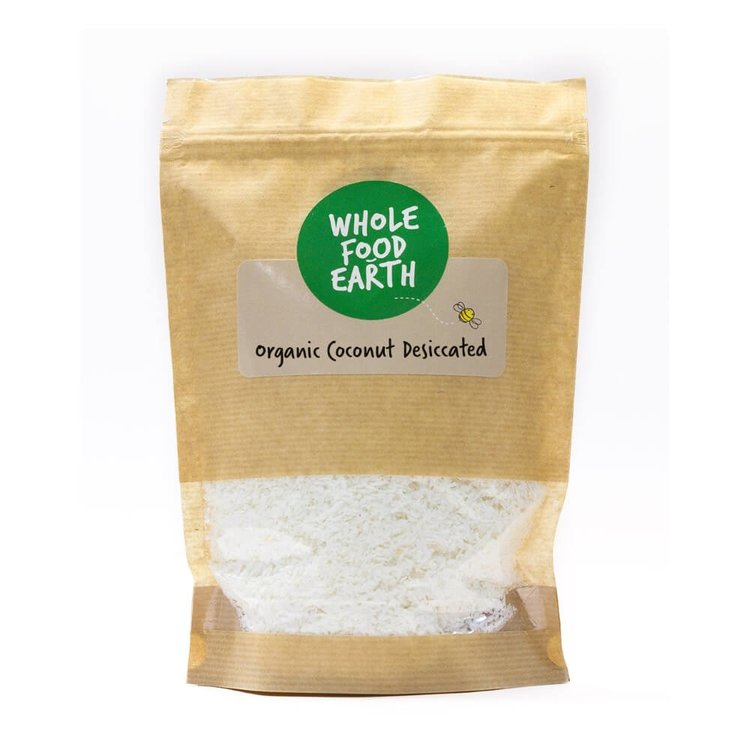 Organic Desiccated Coconut 1kg