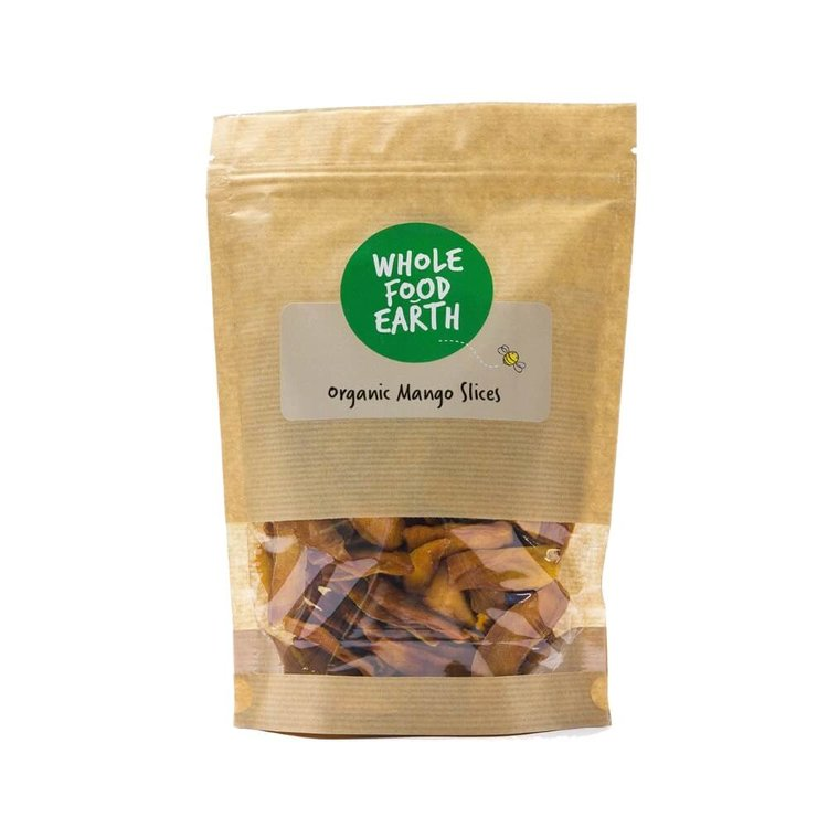 Organic Mango Slices 500g