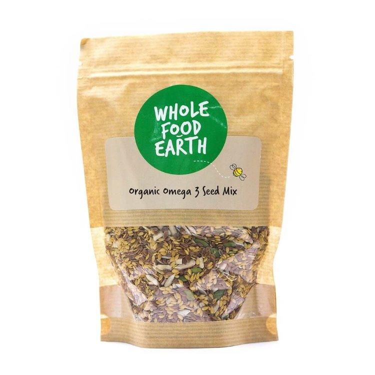 Organic Omega 3 Seed Mix 1kg