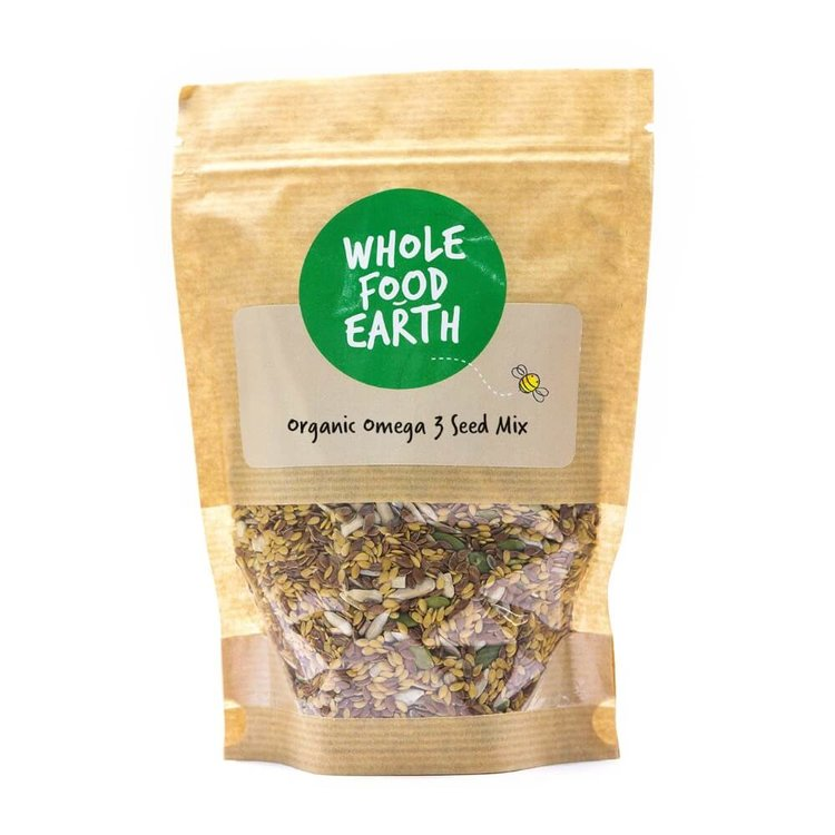 Organic Omega 3 Seed Mix 500g