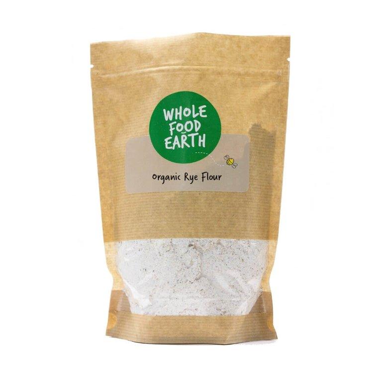 Organic Rye Flour 500g