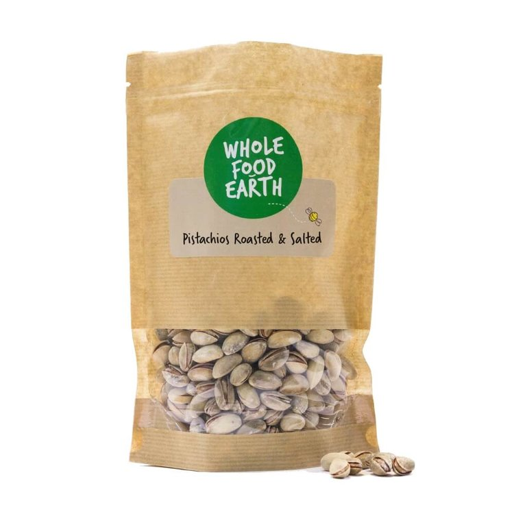 Pistachios Roasted & Salted 500g