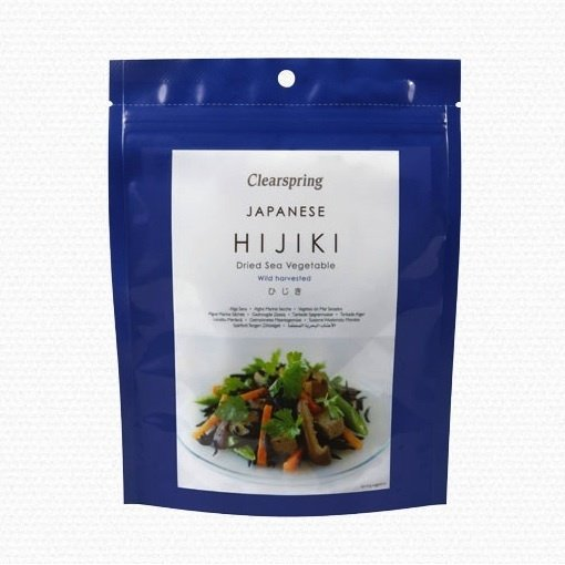 Dried Hijiki Sea Vegetables 50g