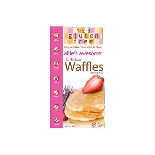 Gluten-Free Buckwheat Waffle & Pancake Mix 680g