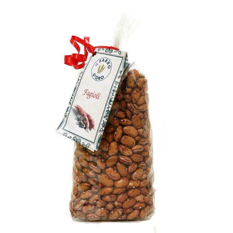 Organic Borlotti Beans 2 x 500g
