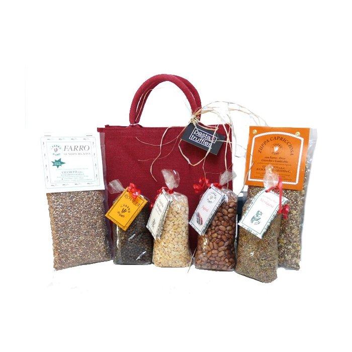 Healthy Pulses & Grains Gift Bag