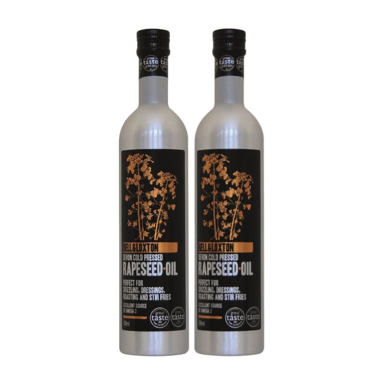 Cold Pressed Rapeseed Oil 2 x 700ml