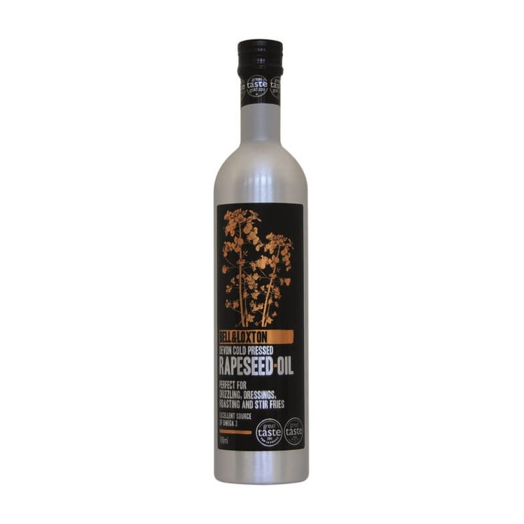 Cold Pressed Rapeseed Oil 700ml