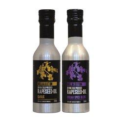 Garlic Oil & Indian Spice Blend Rapeseed Oil Set