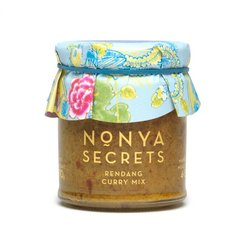 4 x Rendang Curry Paste 170g by Nonya Secrets