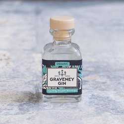 Organic Handcrafted Graveney London Dry Gin 100ml