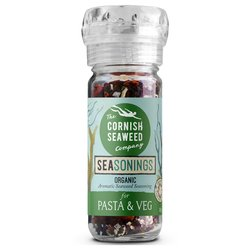 'Aromatic' Organic Cornish Seaweed Seasoning Blend For Pasta & Veg 35g