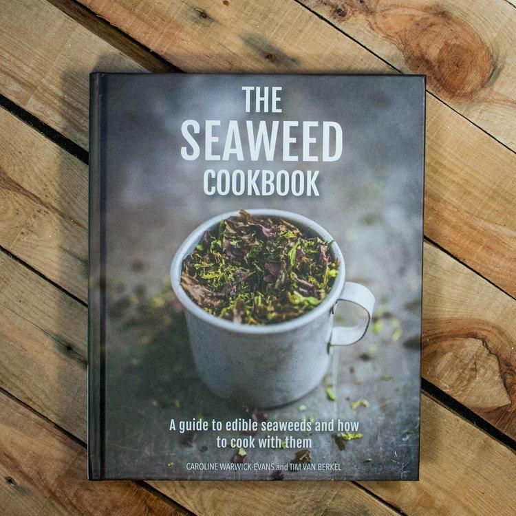 'The Seaweed' Recipe Cookbook With 70 Seaweed Recipes