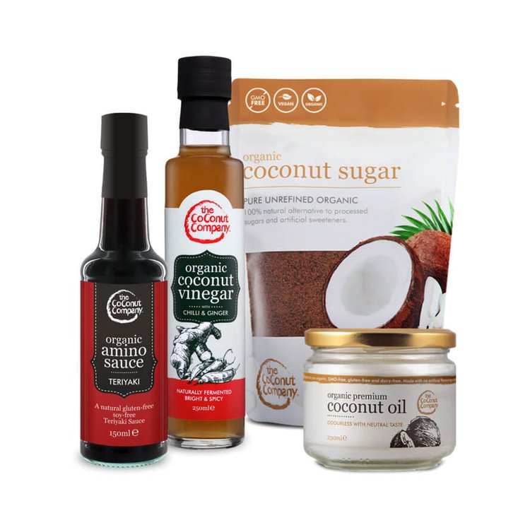 Adventurous Coconut Bundle
