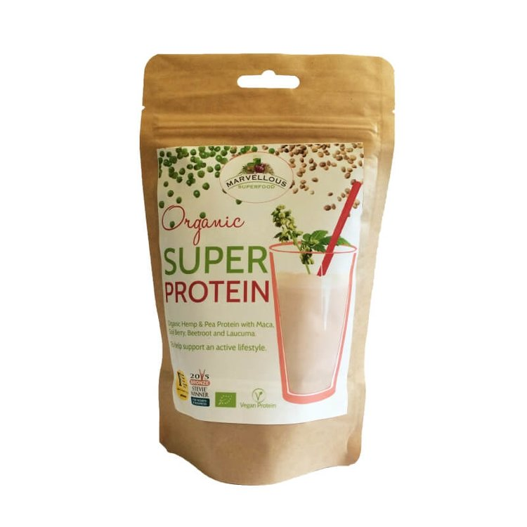 Organic Super Protein Powder 150g