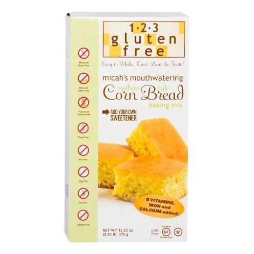 Gluten-Free Gluten-Free Corn Bread Mix 375g