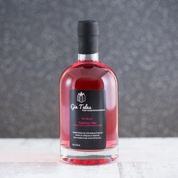 Raspberry & Mint Gin 50cl 29% ABV