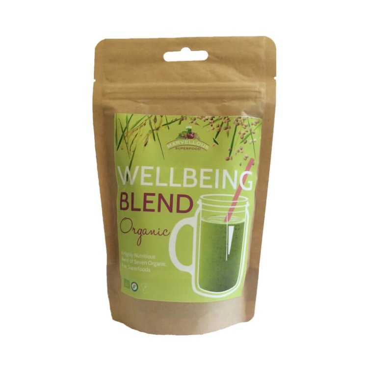 Organic Superfood Wellbeing Blend 100g