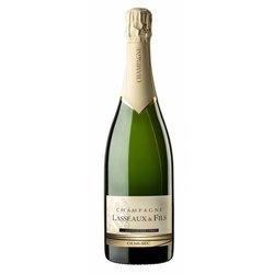 Demi-Sec Blanc de Noirs Champagne 12.5% ABV (Biodynamic)