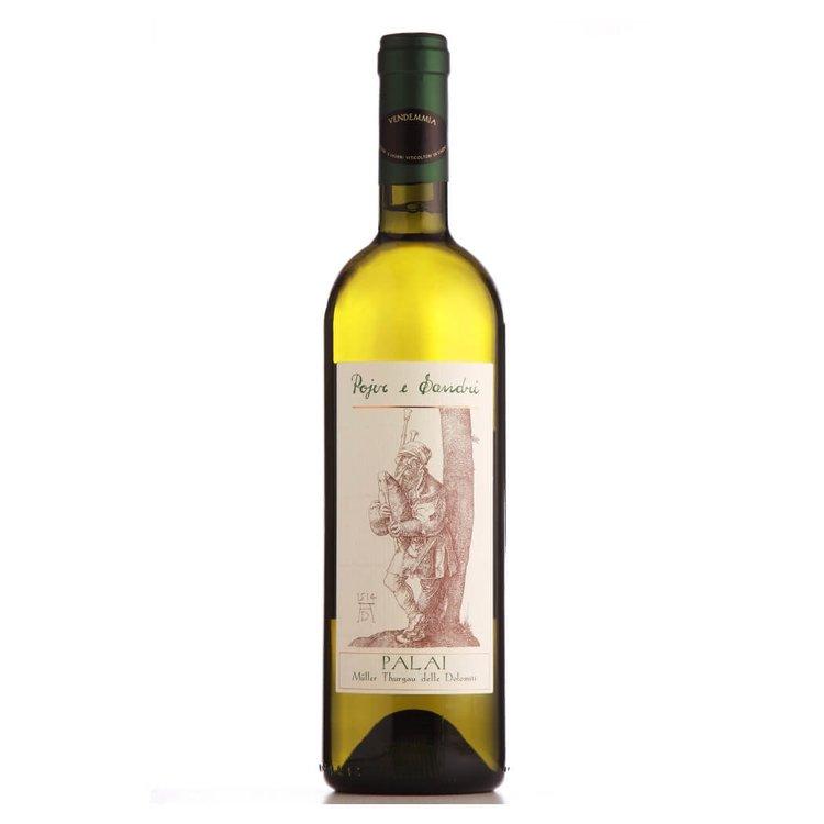 Pojer E Sandri Palai Muller Thurgau White Wine 2014 75cl