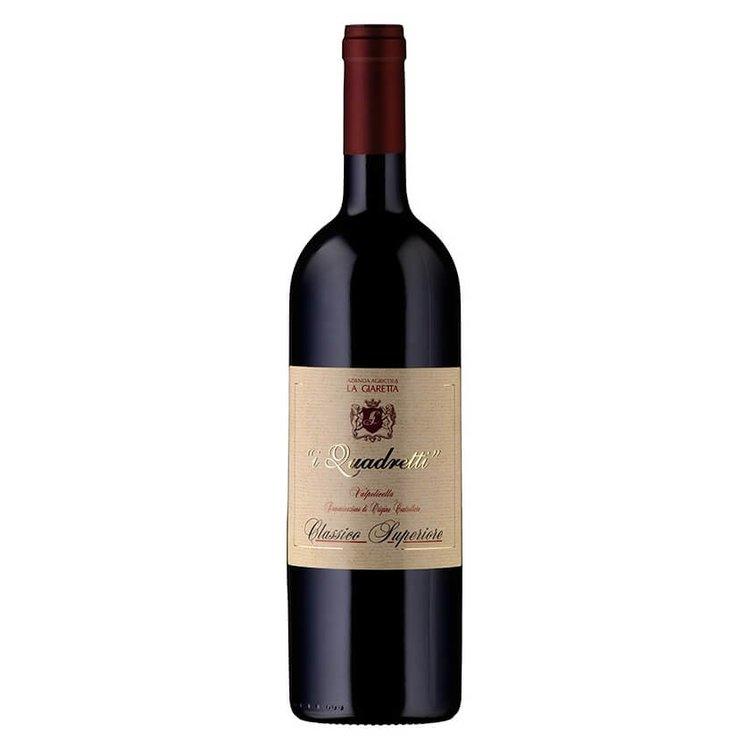La Giaretta Vapolicella Classico Superiore I Quadretti Red Wine 2008