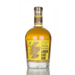 Blended Malt Scotch Whisky 70cl 40% ABV by Lower East Side
