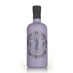 Heather Rose Scottish Gin 70cl 40% ABV by Strathearn