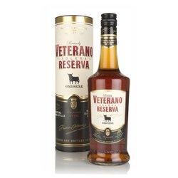 Veterano Solera Reserva Brandy 70cl 36% ABV by Osborne